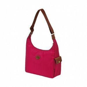Longchamp Convertible Hobo Shoulder Bag